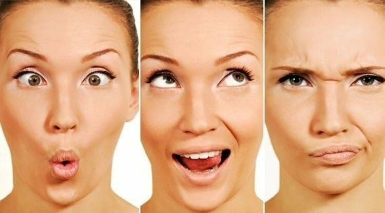 Что Сделать Чтобы Похудело Лицо Щеки. Эффективные упражнения для похудения лица и щек