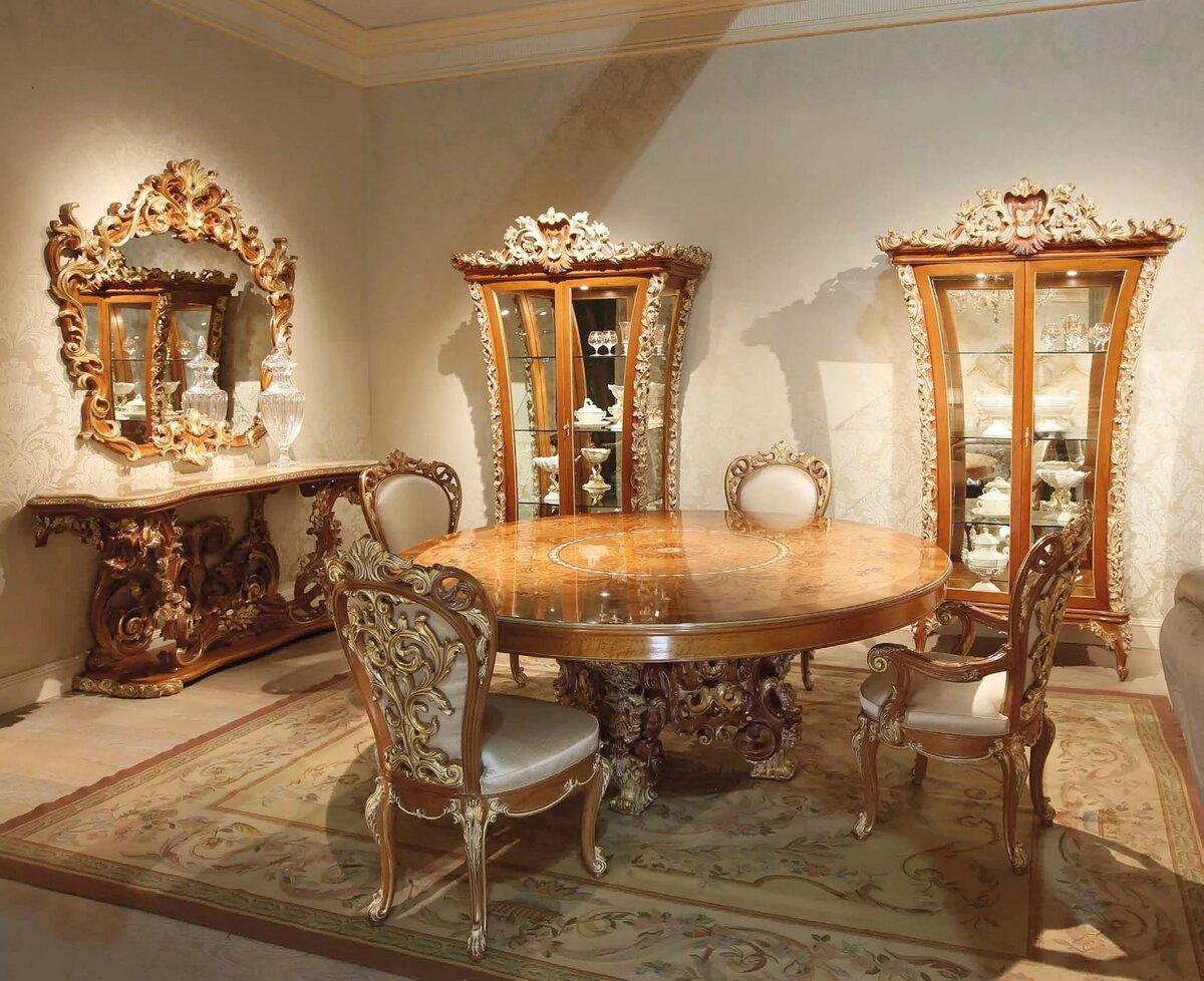 роскошная мебель картинки ресторане