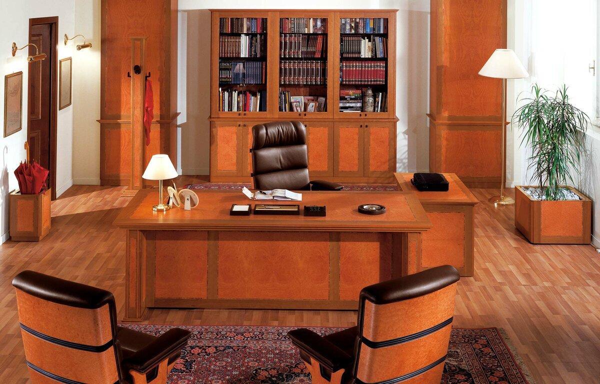 Картинки стол в кабинете