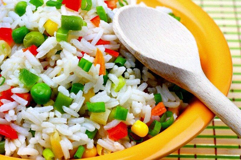 Простая Рисовая Диета Для Похудения.