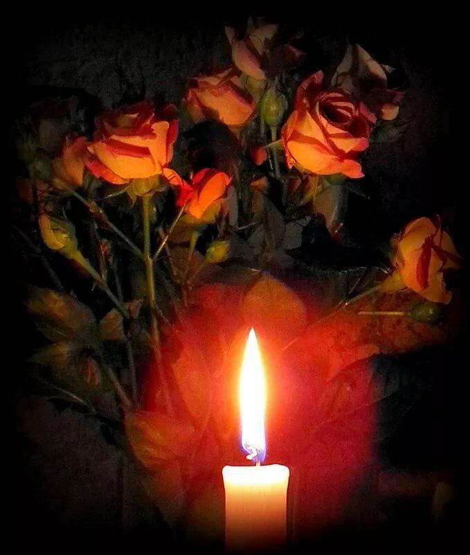 трогательные картинки со свечами любим помним того, считаю