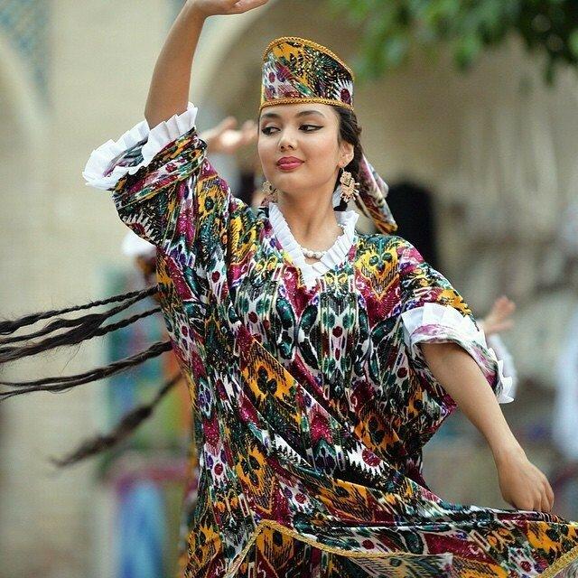 человеку картинки узбекистан наряд необходимо счищать направлению