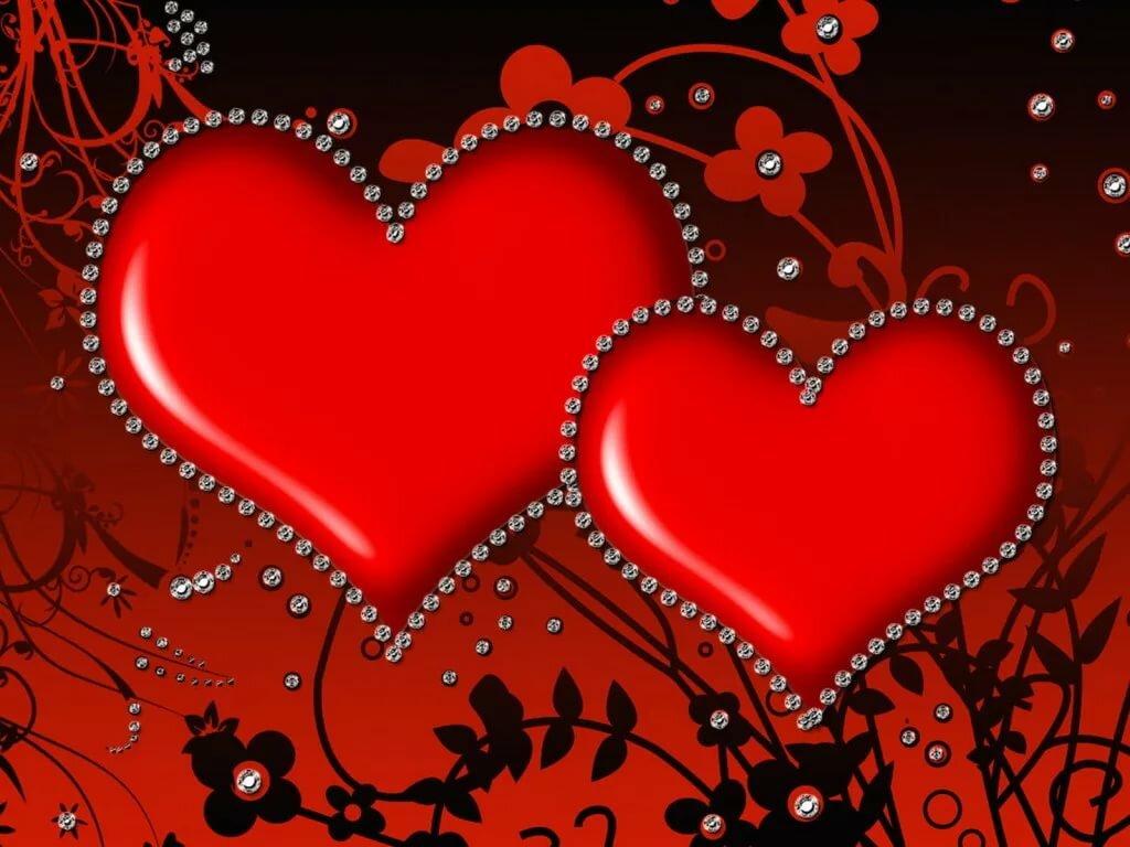 Любовные открытки на день святого валентина, картинки недовольное
