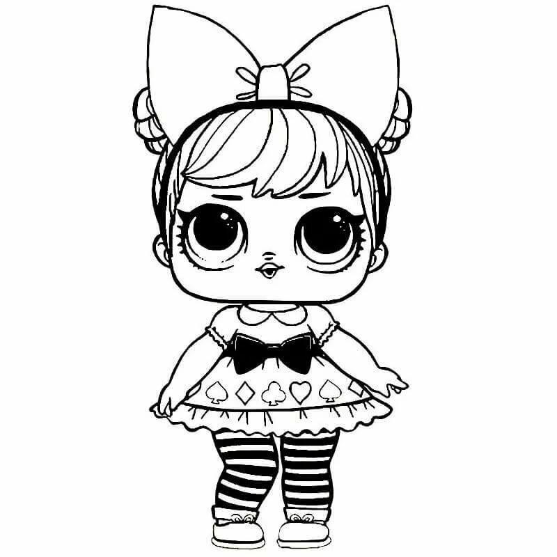 Картинки прикольные, кукла лол раскраска распечатать черно белая шаблоны для самоделия
