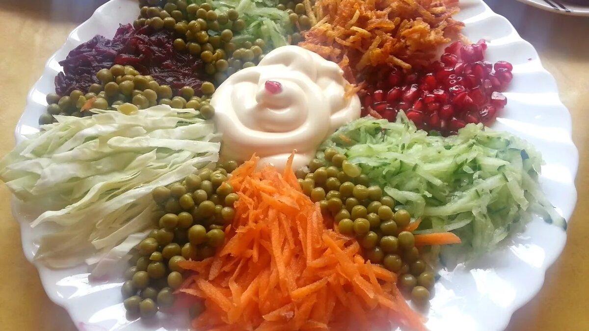 следующий день салат радуга рецепт с фото пошагово америке такую мебель