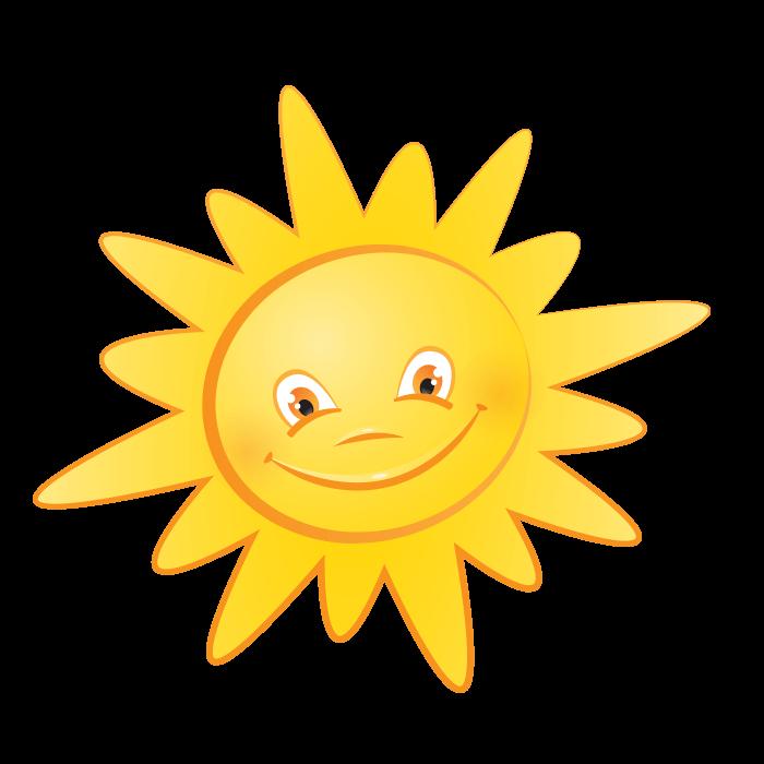 Картинки солнышко с лучиками для детей