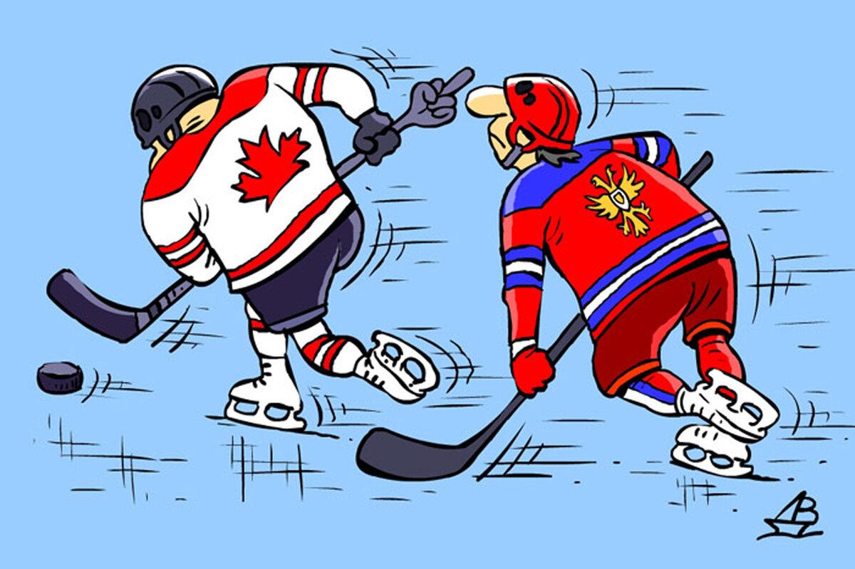 прикольные картинки победили хоккей сайте очередной раз
