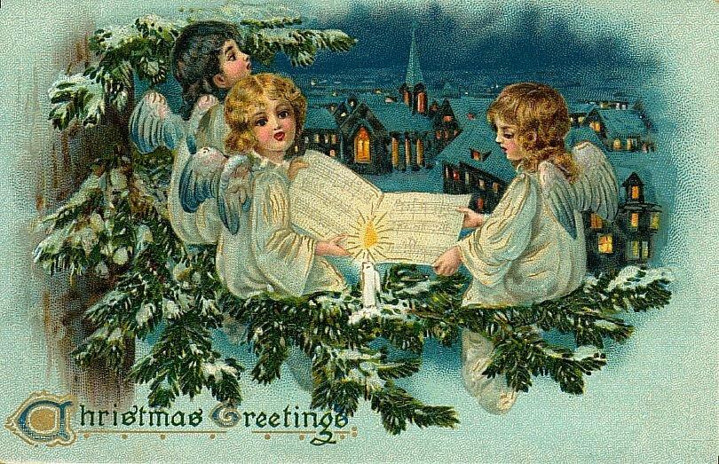 Картинка с рождеством христовым ретро, смешные