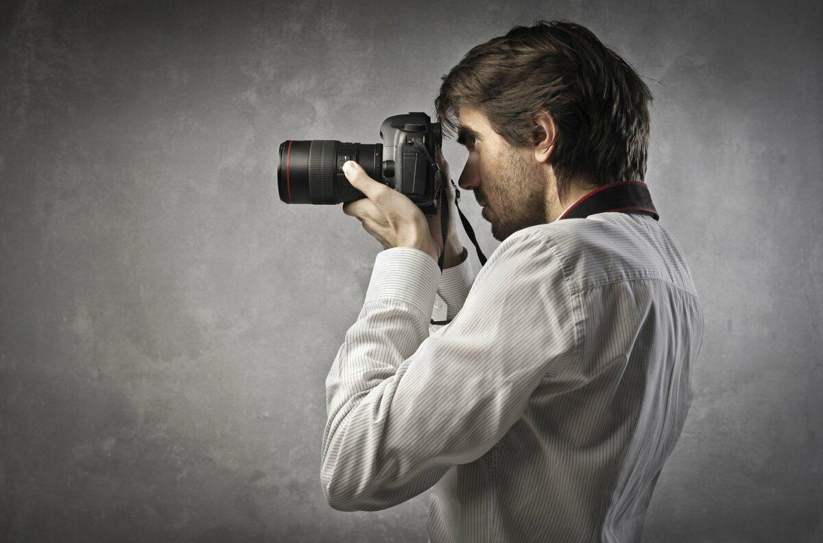 Днем рождения, картинки про фотографов