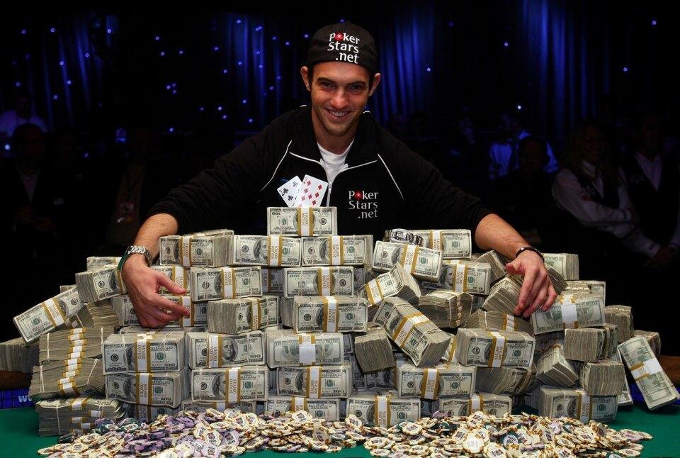 мужик проиграл миллион в казино