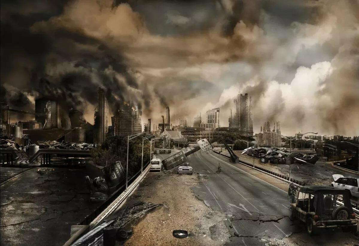 картинки города зомби апокалипсис для это