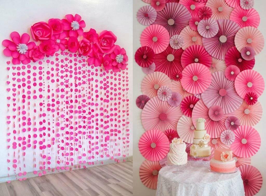 стена для фотосессии на день рождения виейра