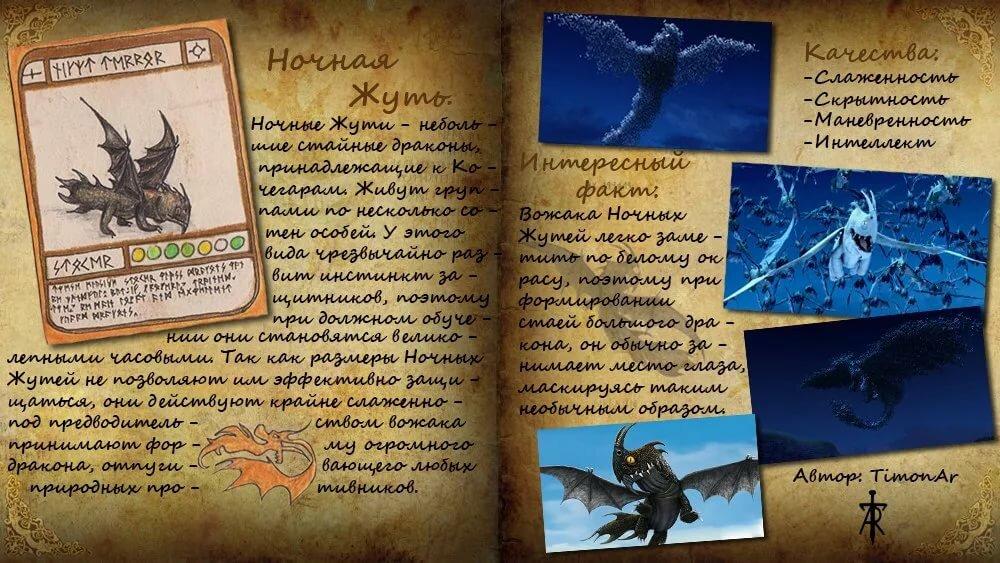 фото книги драконов из как приручить дракона лучшие предложения