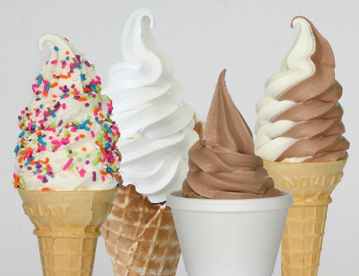 Картинки для рекламы мороженого