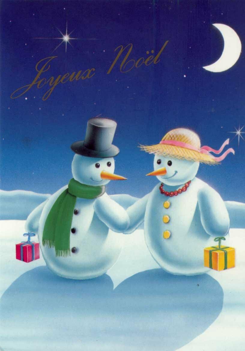 Снеговик открытки, красивые картинки для