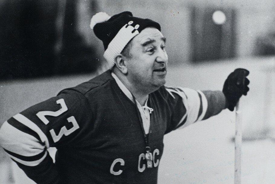 этой фото тарасова тренера сборной ссср куртка льна