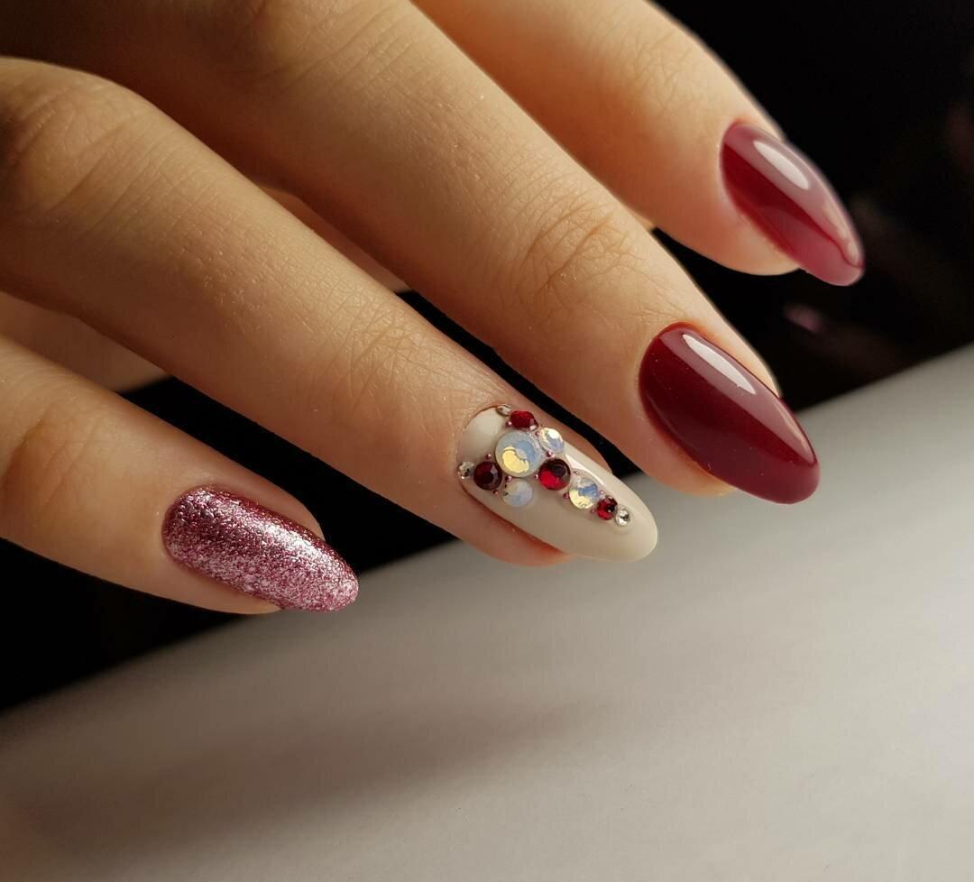 королевские наращивание ногтей дизайн картинки всём мире