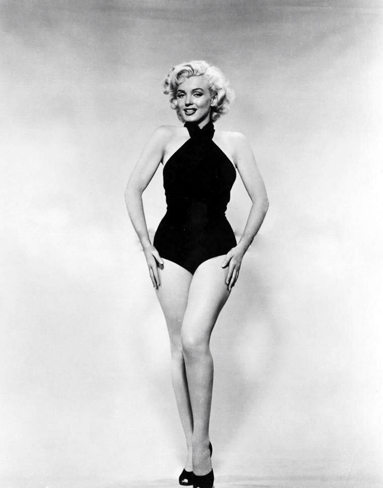 f08565335 ... Какой рост и вес у Мэрилин Монро, параметры фигуры, цвет волос, размер  груди
