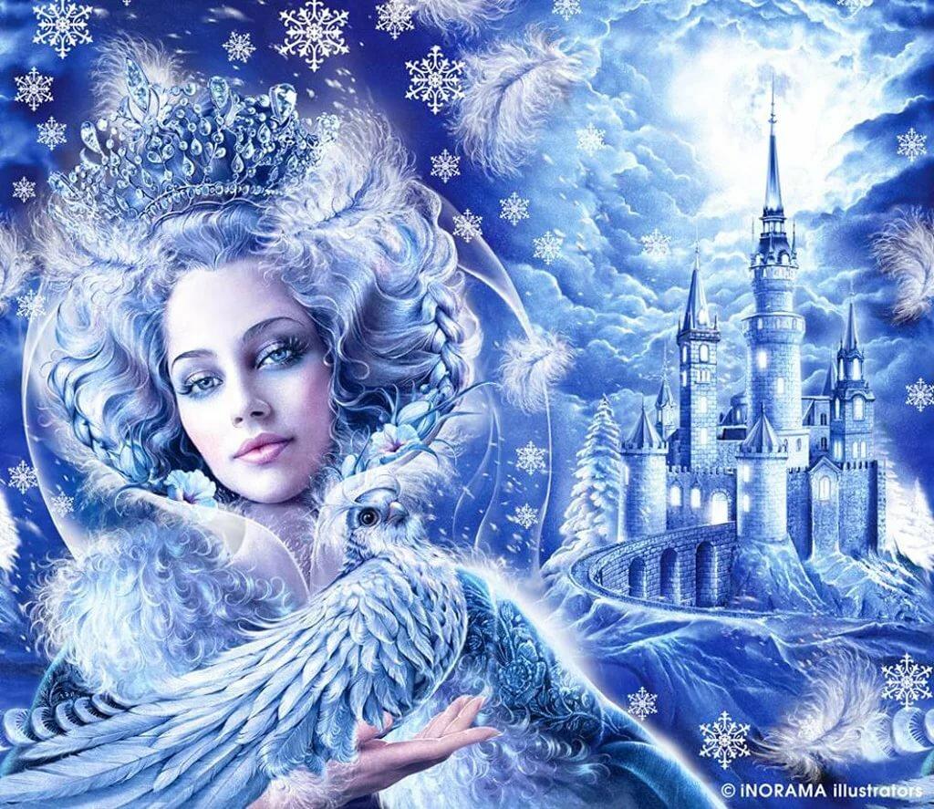 Картинки, красавица зима картинки красивые