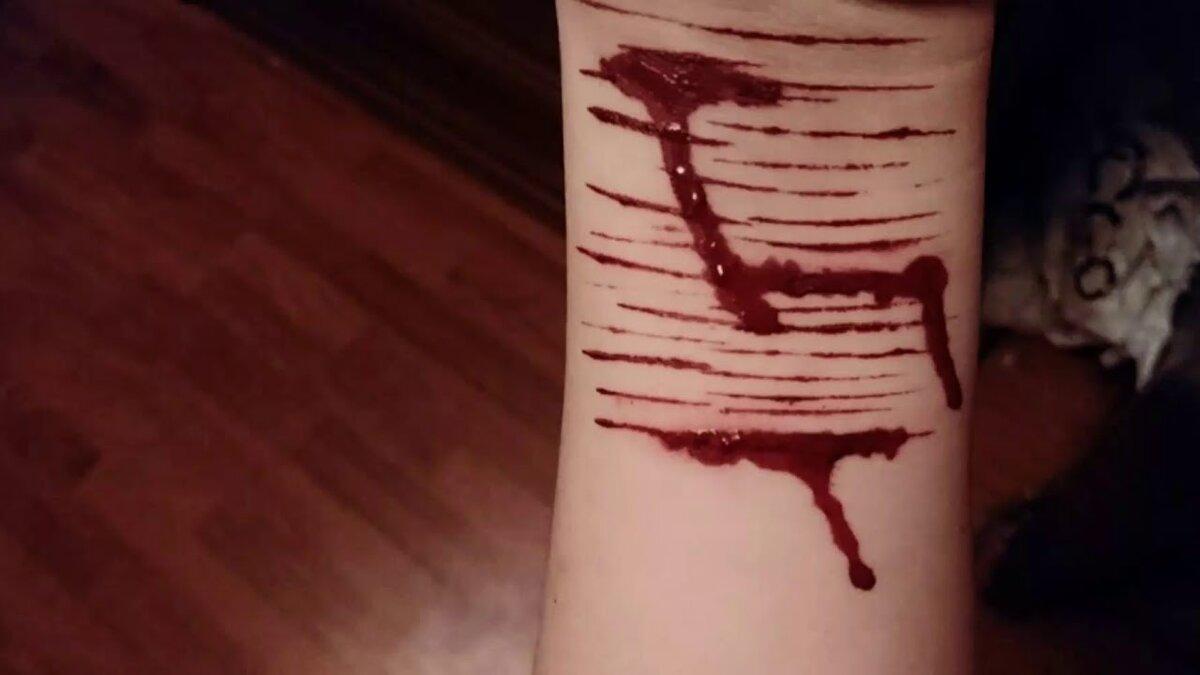 Картинки кровь из венах