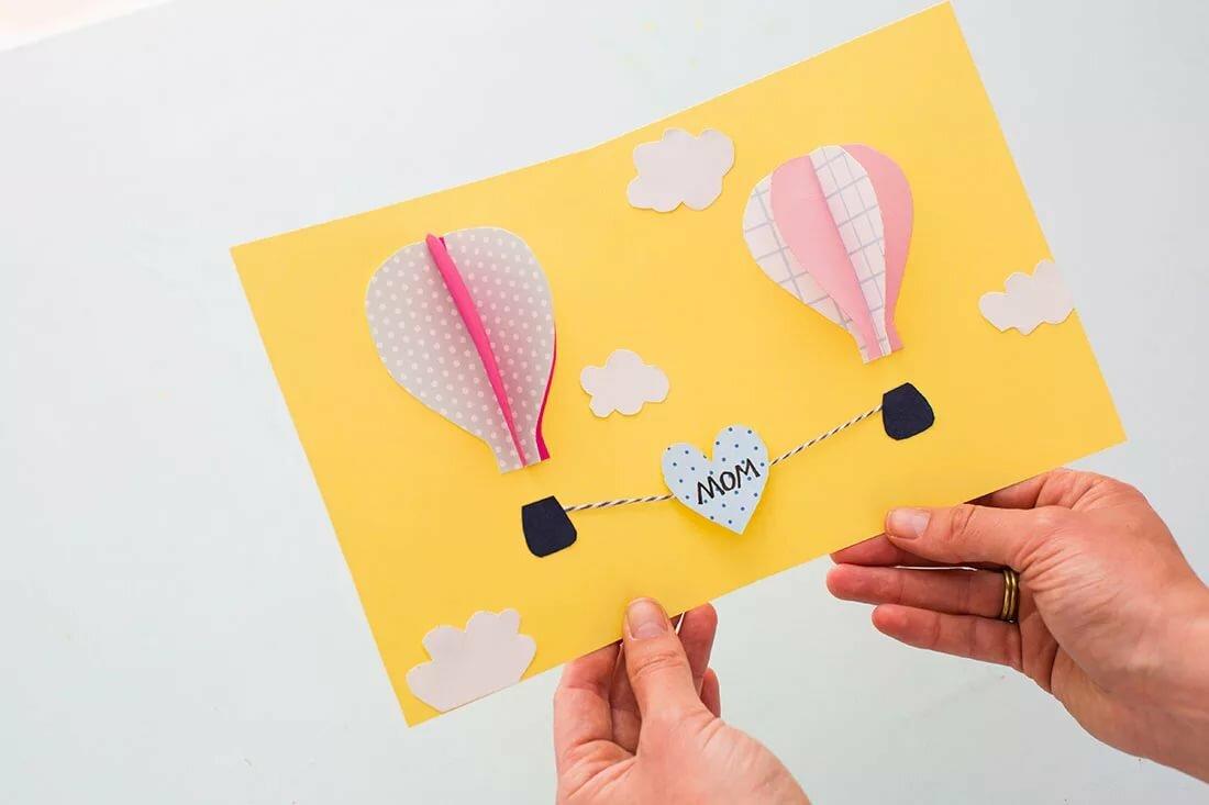 Летием, как сделать открытку друзьям