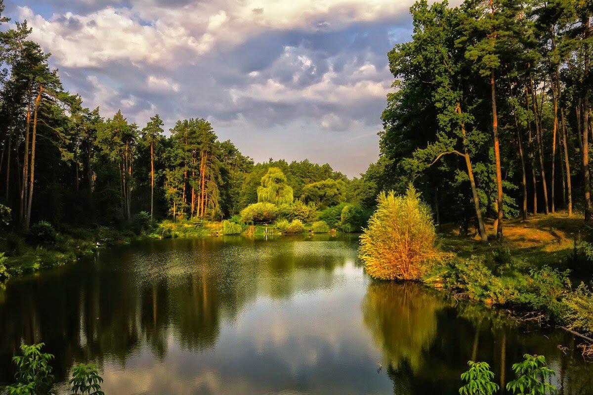 красивые пейзажи россии фото самые яркие