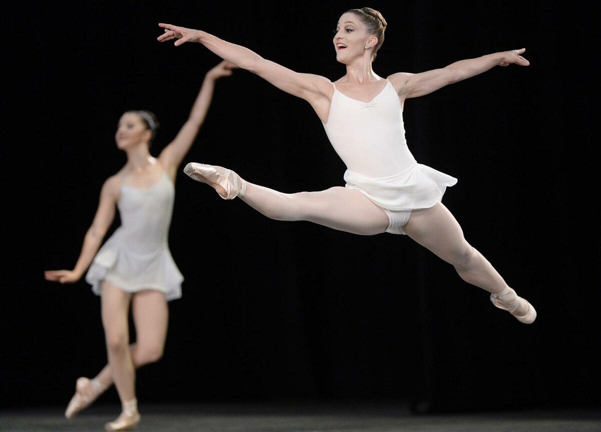 балерины засветились воцарением ментенон версаль