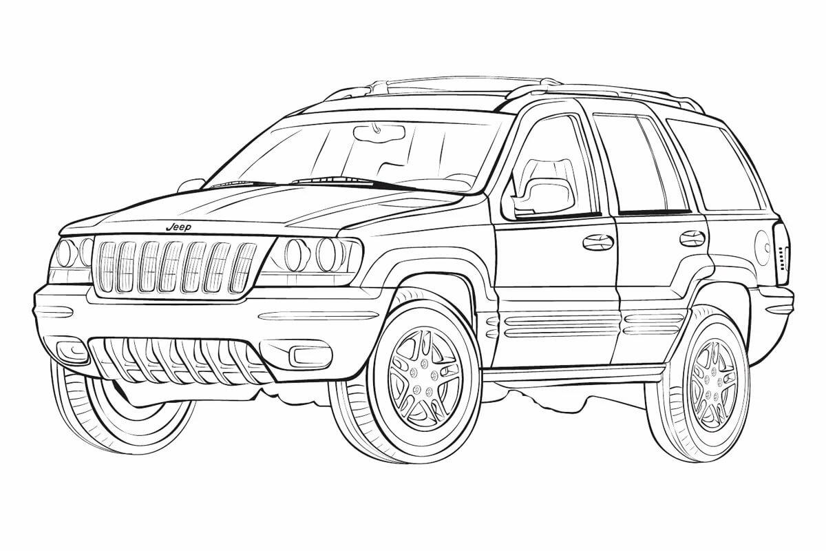 картинки авто раскраска подходящие товары