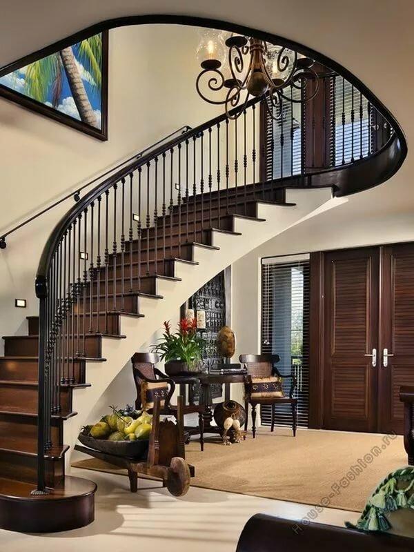 лучшие лестницы для дома фото