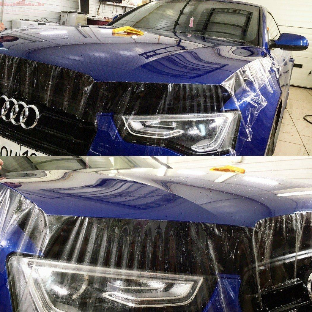 Bright New для ЛКП авто в Кисловодске