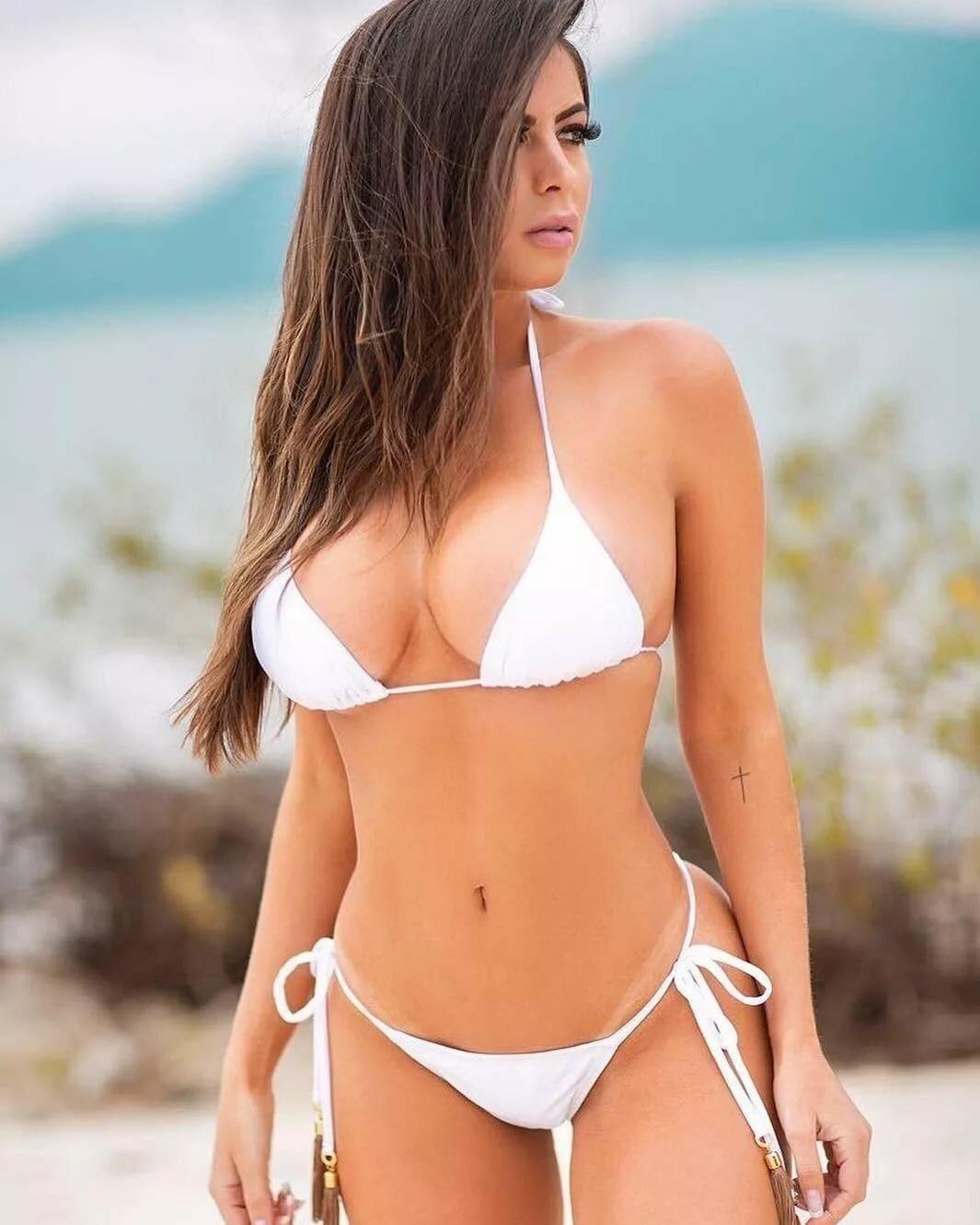 Girl bikini girls romp ebony pornstar