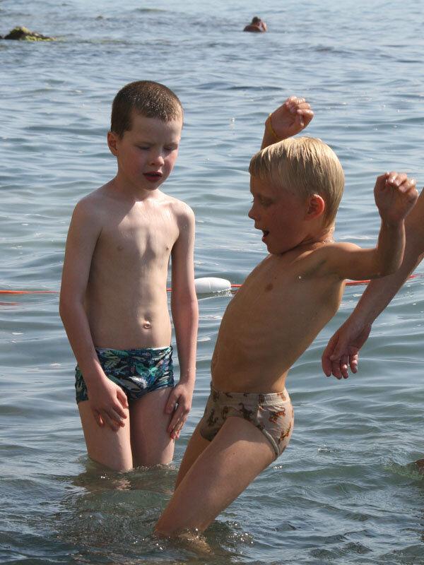 Nudist little russian boys — pic 12