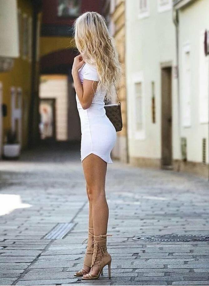 Картинки красивые девчонки каблуки блондинки