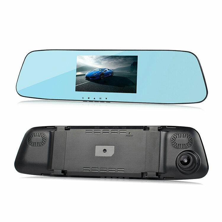 Зеркало-видеорегистратор Car DVRs Mirror в Железнодорожном