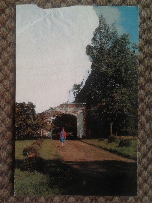 Ораниенбаум в открытках