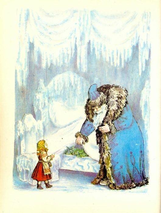 Картинки мороза ивановича из сказки мороз иванович, прикол чихуахуа