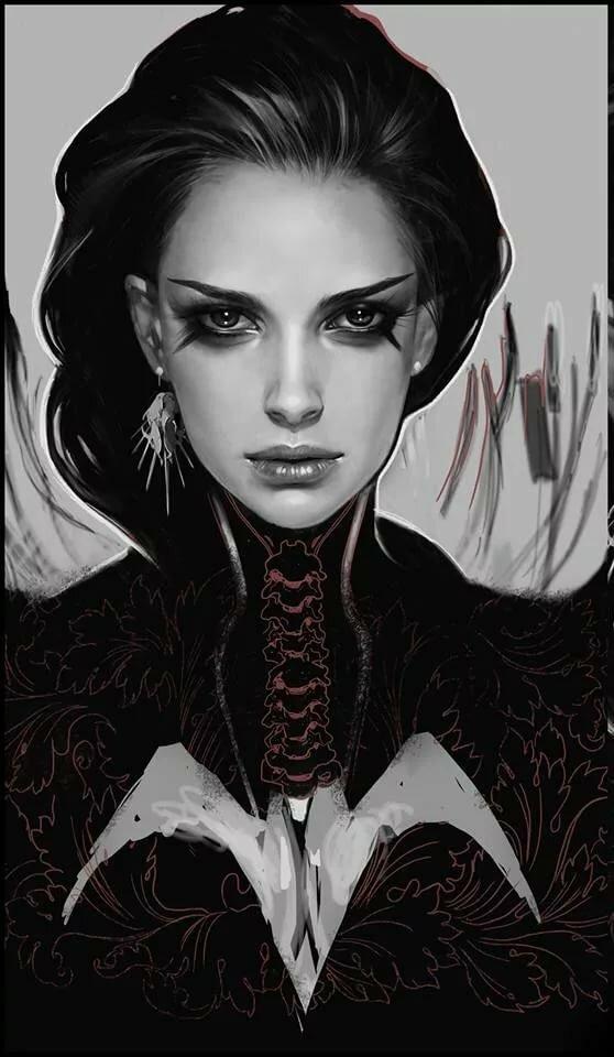 Рисунки и картинки вампиры