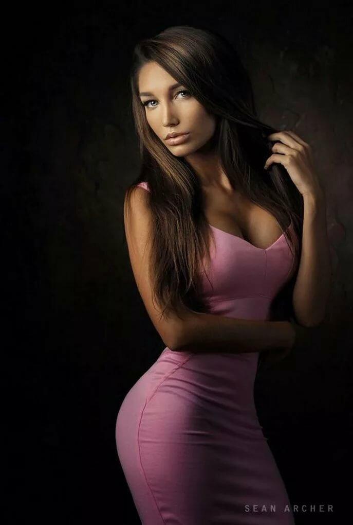 Красивые картинки девушек с красивой фигурой
