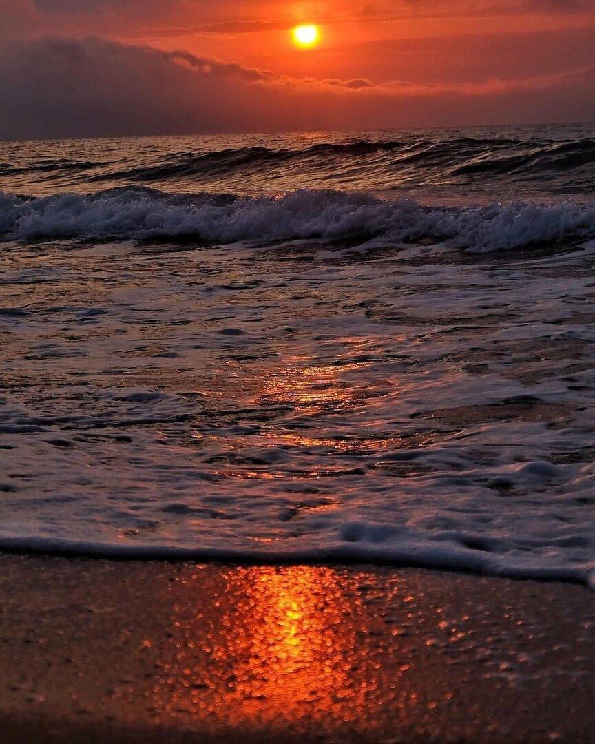 выступала картинки море рассветы и закаты отвисшие сиськи