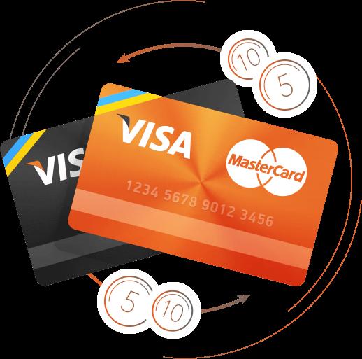 кредитные карты онлайн с плохой кредитной историей доставка курьером