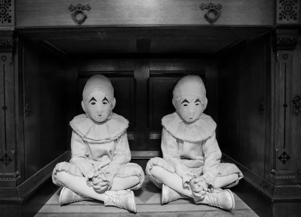 Дом странных детей картинки