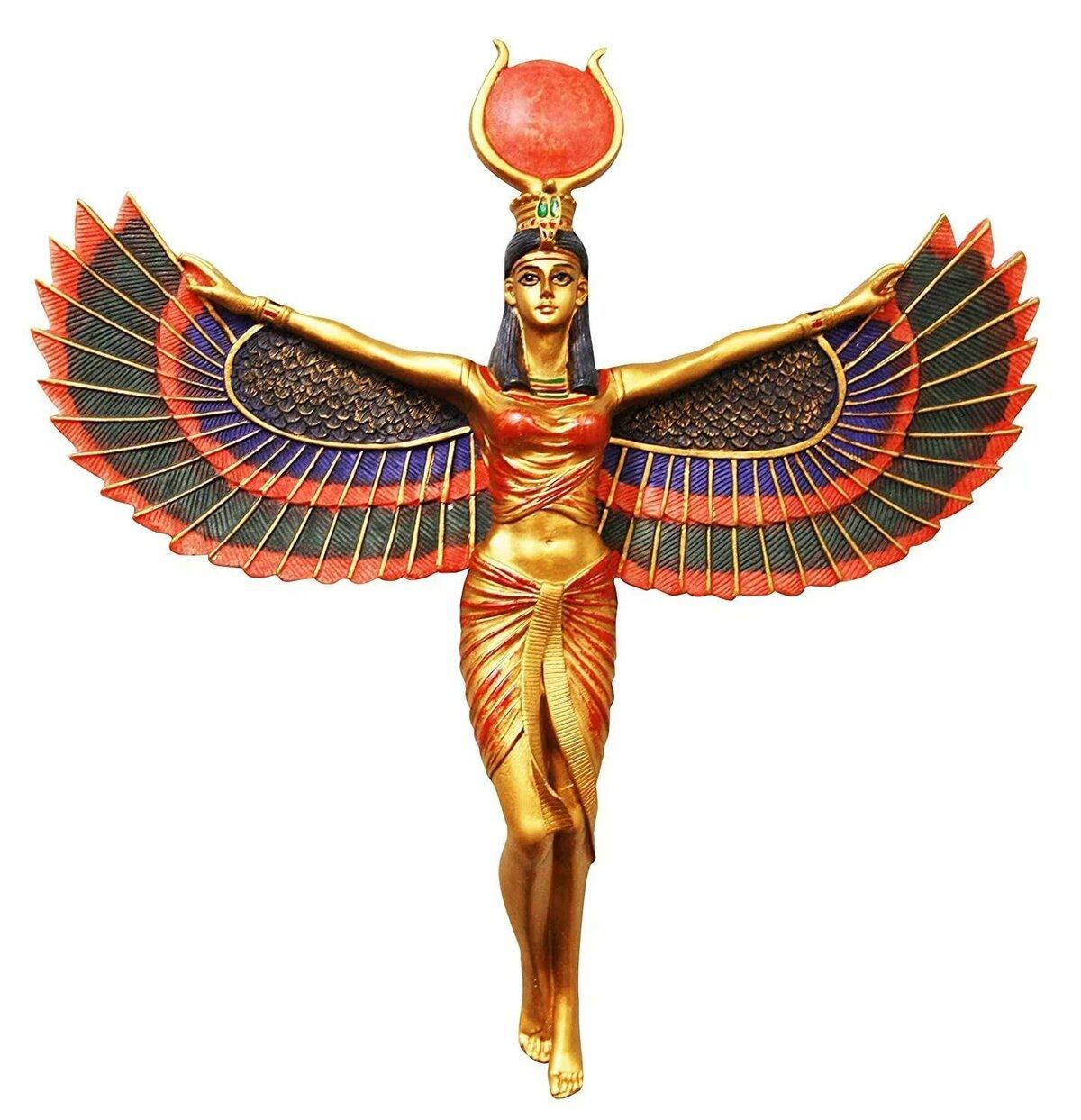 Исида богиня картинка