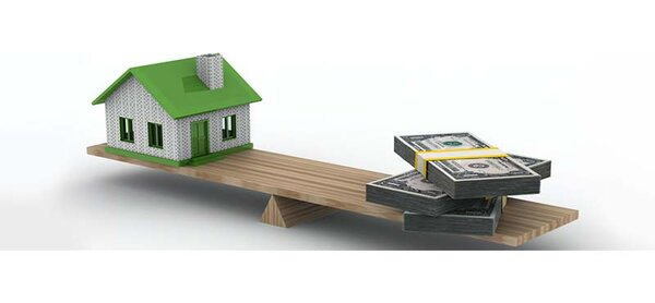 оформить кредит под залог дома в сбербанке