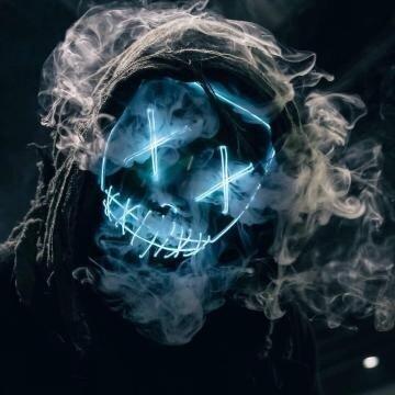 Kết quả hình ảnh cho маска с крестами на глазах