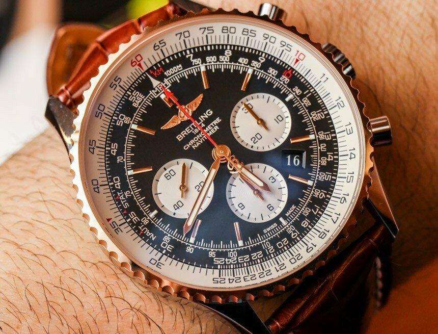 Часы Breitling Navitimer в Миллерове
