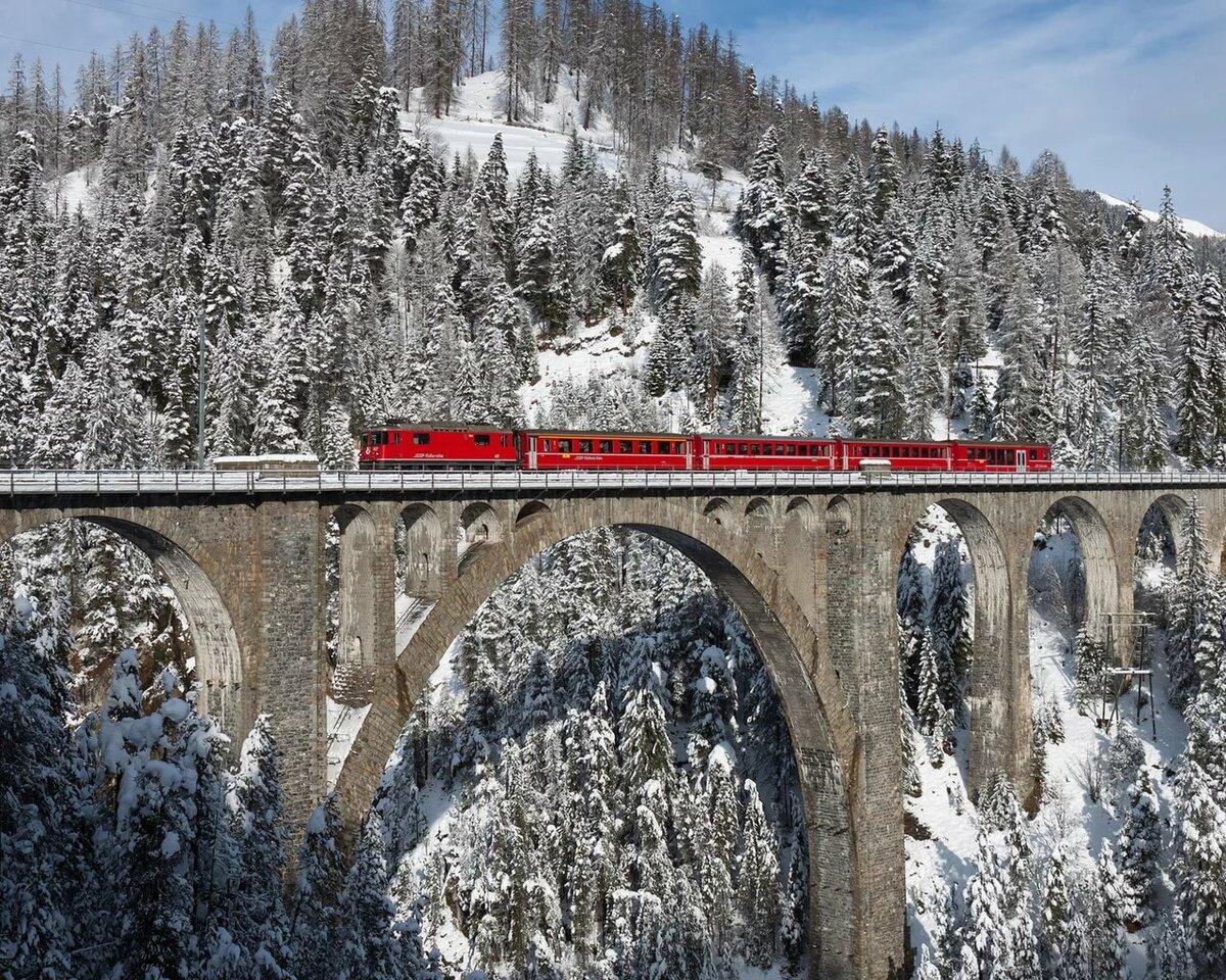 фотографии чертова моста в альпах зимой слову, эти грязные