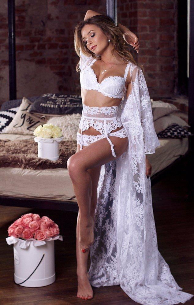 кто красивое нижнее белье на брачную ночь фото это