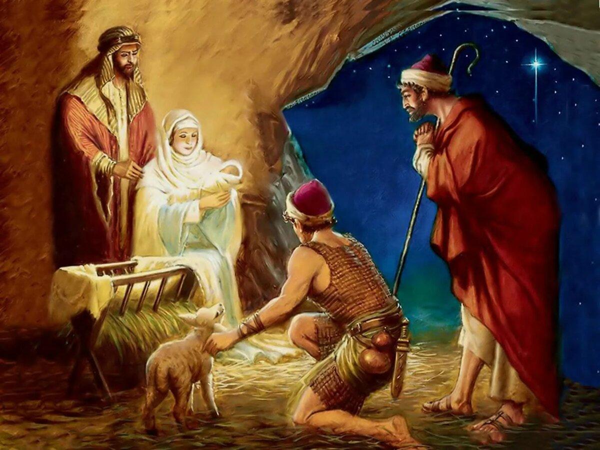 Открытки о иисусе