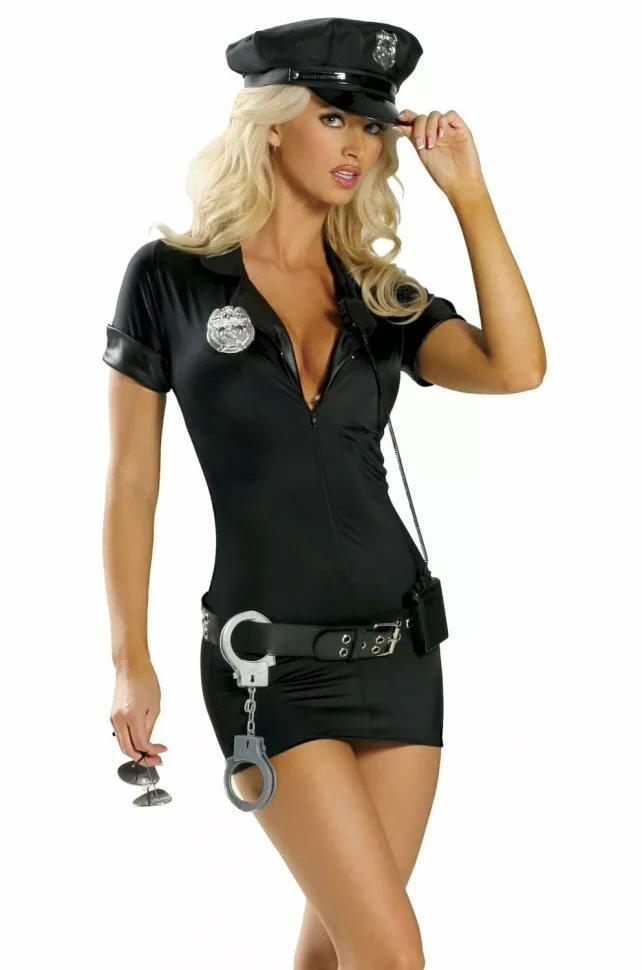 Sexy police uniforms