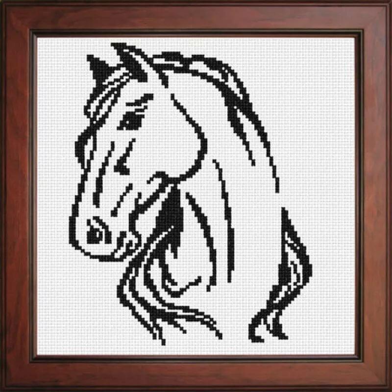 картинка рыцарь лошадь нитки ирландского кружева это